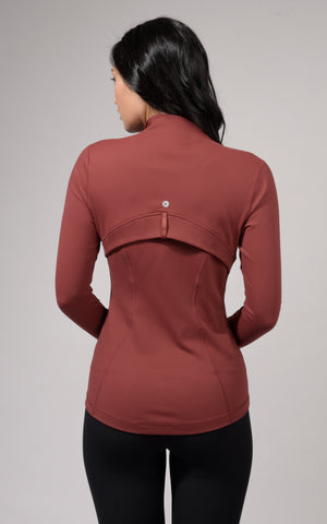Full Zip Runner Jacket
