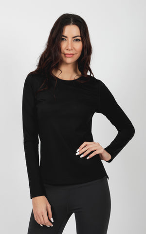Ultralink Fleece Lined Long Sleeve Top