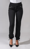 Gathered Bottom Legging - Womens Pants - 90 Degree by Reflex