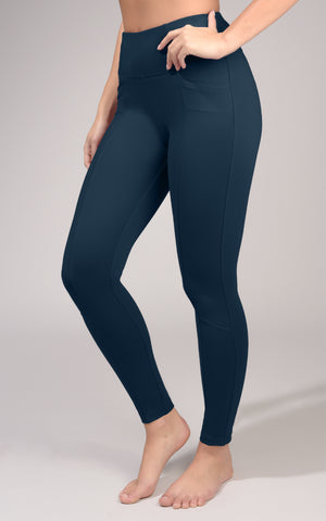 Power Flex High Waist Legging with Front Pockets