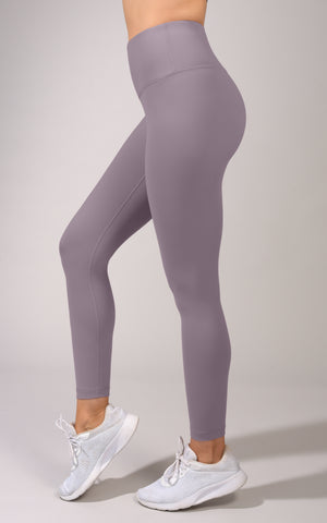 Power Flex High Waist 7/8 Ankle Legging - Womens Pants - 90 Degree by Reflex