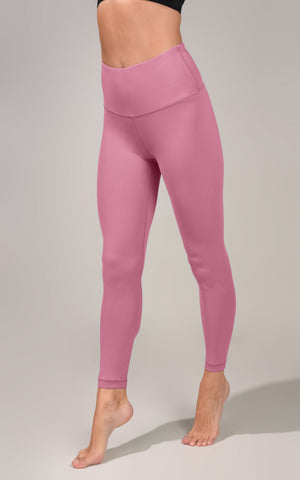 """Squat Proof"" Interlink High Waist 7/8 Ankle Legging"