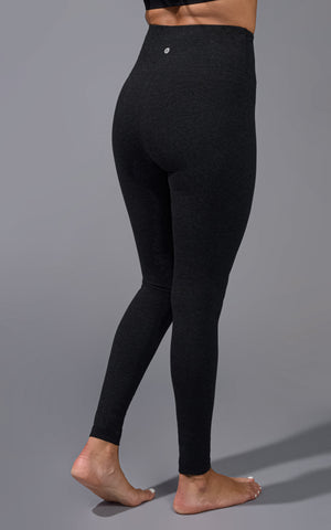 Cotton High Waist 7/8 Ankle Legging