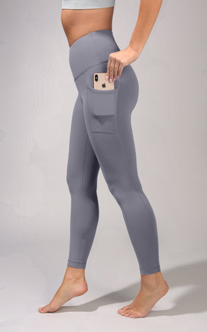 Nude Tech Hi Rise Pocket 7/8 Ankle Legging