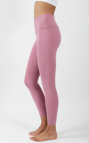 """Lux""  High Waist 7/8 Ankle Legging"
