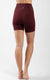 "Ecolink Sustainable Interlink High Waist Elastic Free 5"" Short"