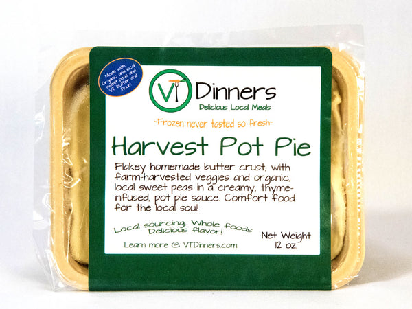 Harvest Pot Pie (case of 6)