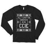 Ugly Christmas CCIE - Long Sleeve Shirt