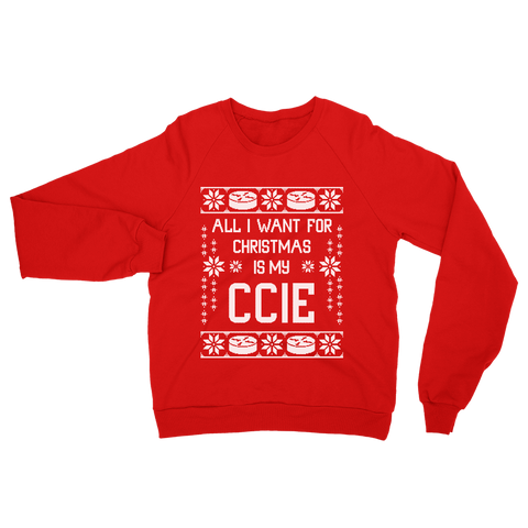 Ugly Christmas CCIE - Sweatshirt