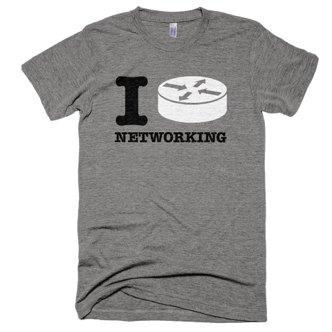 I Route Networking - Shirt
