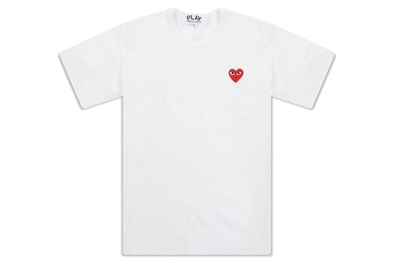 White Red Heart (Women's)