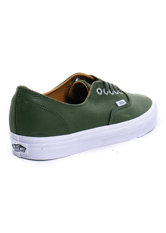 Authentic Decon Premium Leather (Grape Leaf/True White)