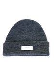 Otis Beanie (Black Speckle/Marled Grey)