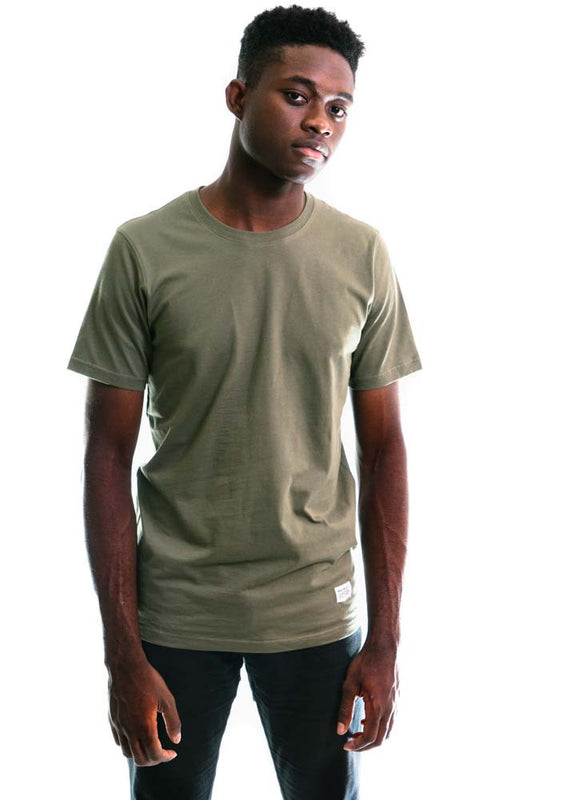 Niels Basic SS (Dried Olive)