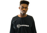 Don't Try Pocket LS T-Shirt (Black)