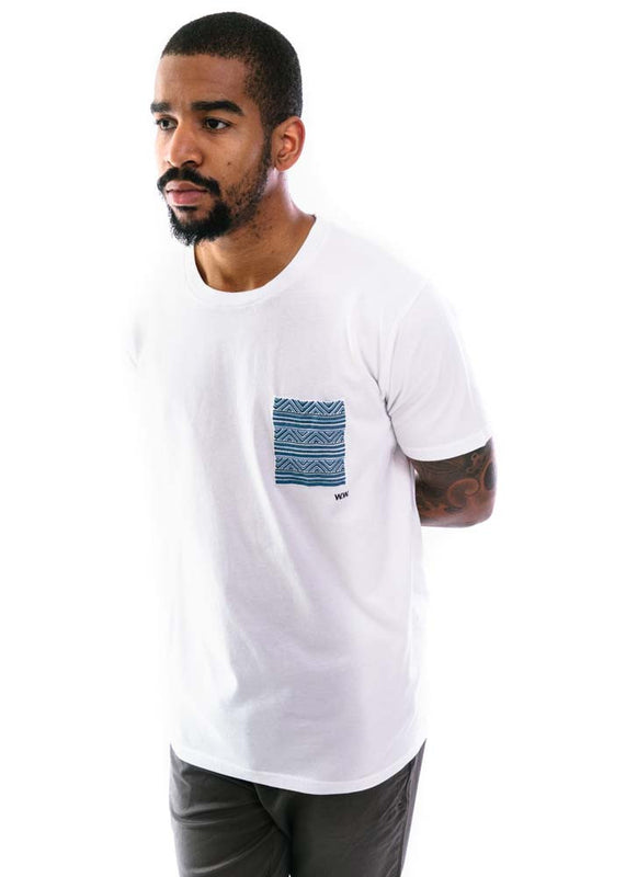 Sami T-Shirt (Bright White)