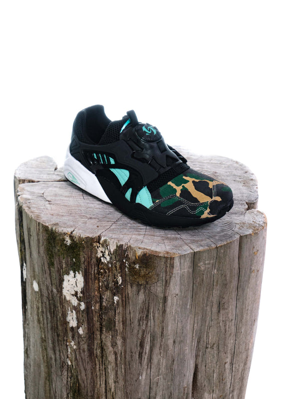 "Puma x Atmos Disc Blaze ""Night Jungle"""
