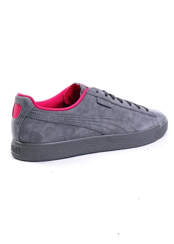 newest d494c 0aba0 Puma x Staple Clyde (High Rise/Glacier Gray)
