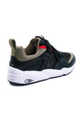 Blaze of Glory Streetblock (Puma Black/Olive)