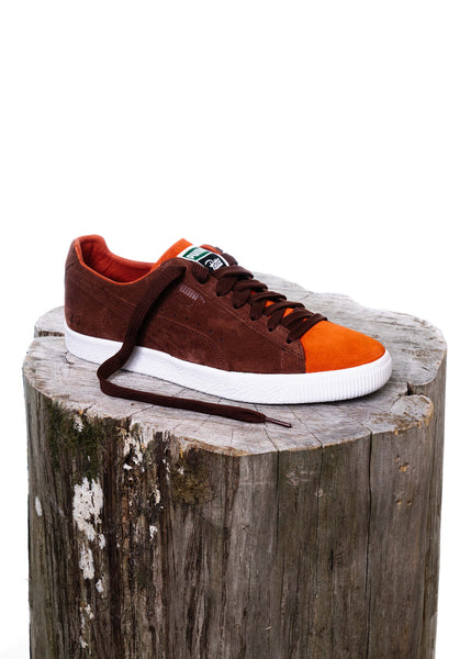 Clyde X Patta (Orange/Biscuit)