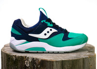 GRID 9000 (Navy/Green)