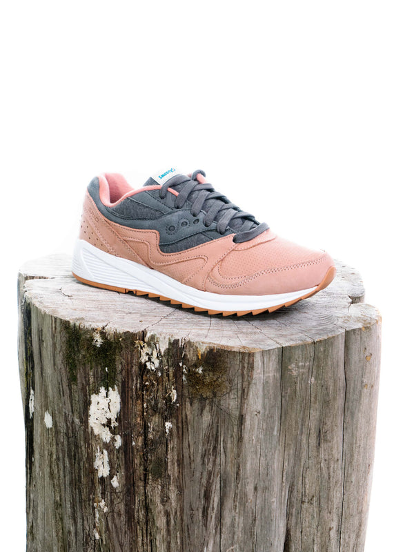 GRID 8000 (Salmon/Charcoal)