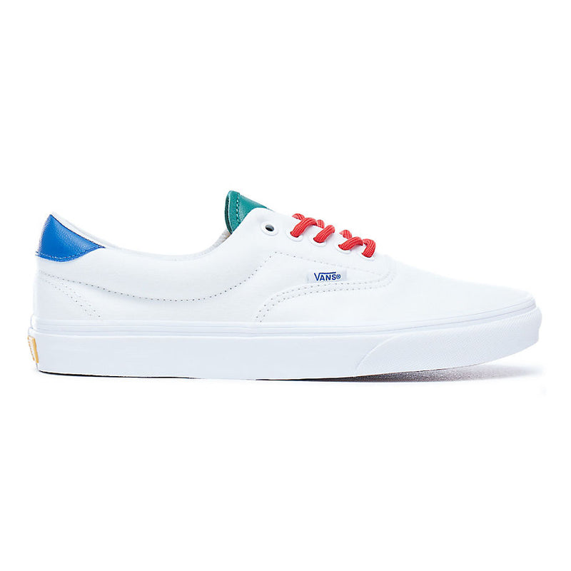Vans Yacht Club Era 59 (True White/Multicolored)