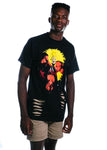 Visiońe Sabertooth Tee (Black)