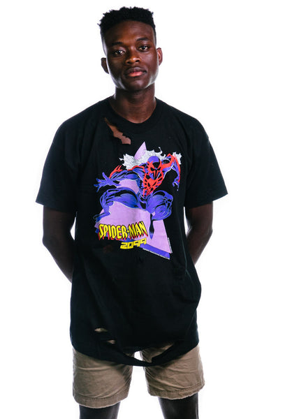 Visiońe Spiderman 2099 Tee (Black)