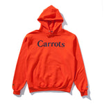 Carrots Wordmark Hoodie (Burnt Orange)