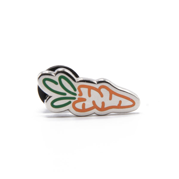 Carrots Carrot Pin (Orange)