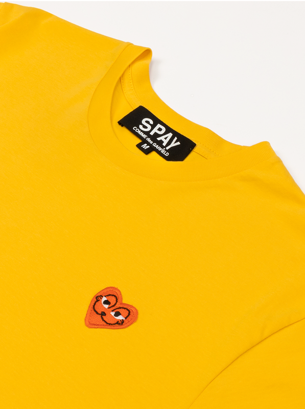 Barfbug: SPAY comme des garfield tee yellow