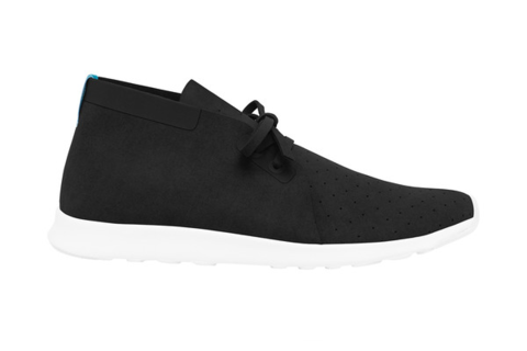 Apollo Chukka (Jiffy Black / Shell White)