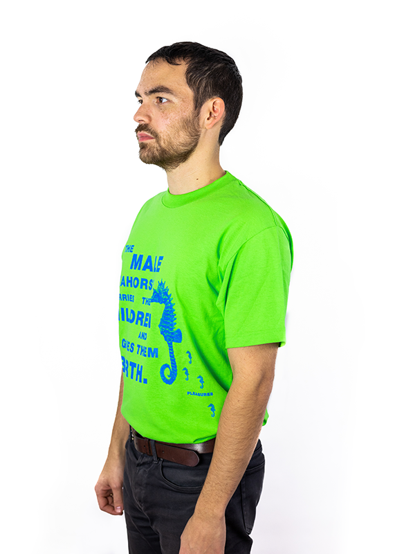 Birth T-Shirt (Lime)