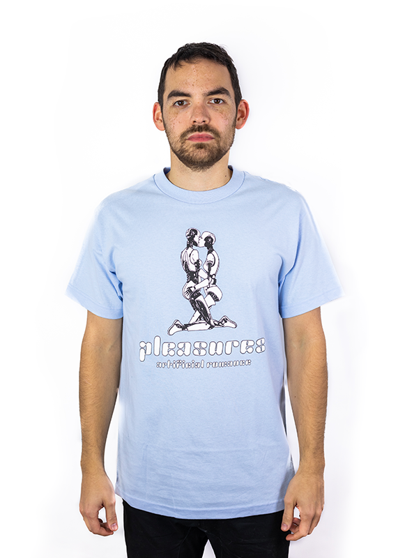 Romance T-Shirt (Powder Blue)