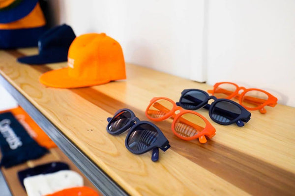 Carrots by Anwar Inari x Carrots Sunglasses (Orange or Blue)