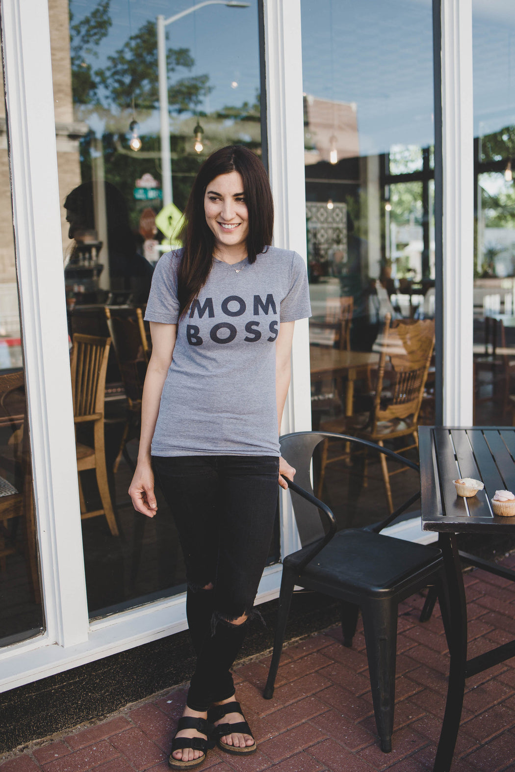 Mom Boss Tee | Adult