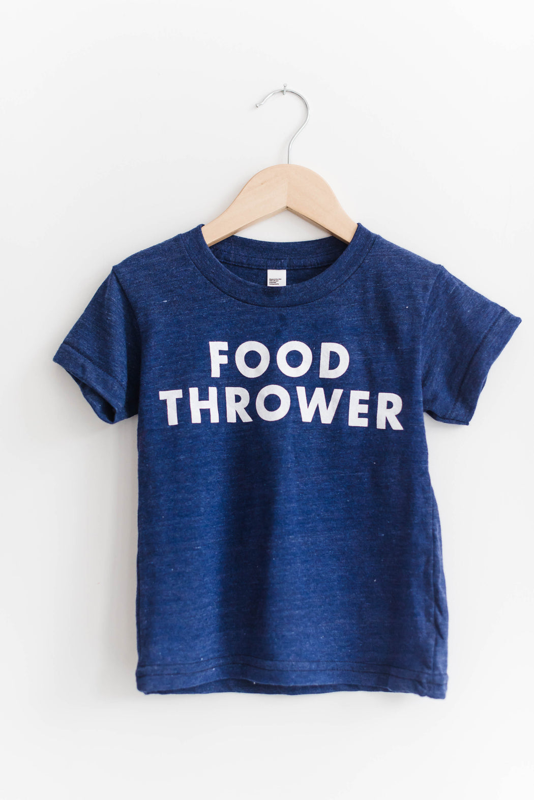 Food Thrower (Indigo)