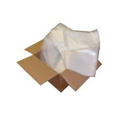 "Clear Polythene Bags 36"" x 54"""