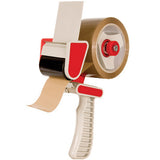 Pistol Grip Tape Dispenser With Removable Blade Protector - Richards Packaging