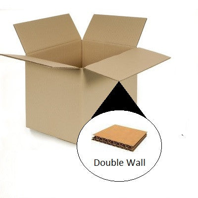 Double Wall Cardboard Box - Richards Packaging - 1