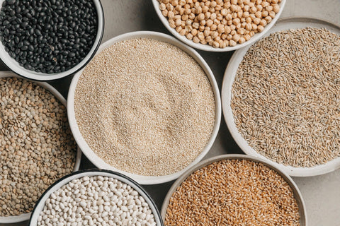 Canada's Food Guide: Eat More Beans & Grains