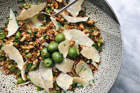101 Cookbooks Farro Salad
