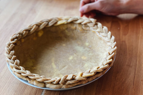 3 Ways To Decorate A Pie