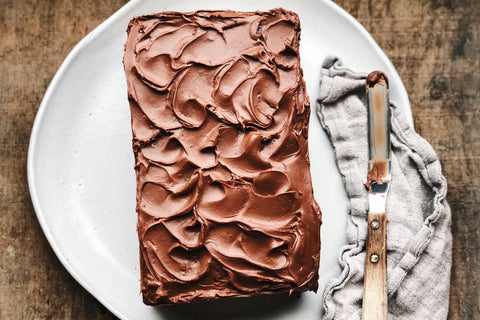 Four Layer Chocolate Cake
