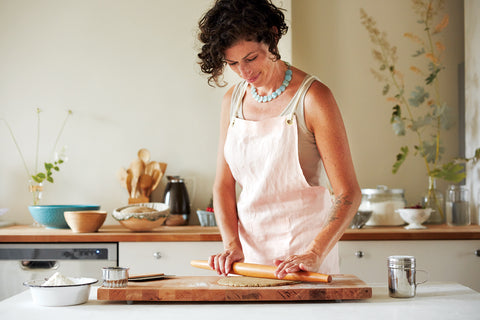 Learn Sourdough with Sarah Owens!