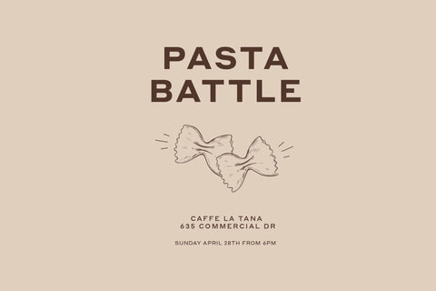 Presenting the Flourist Pasta Battle!