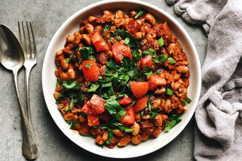 Stewed Pinto Beans