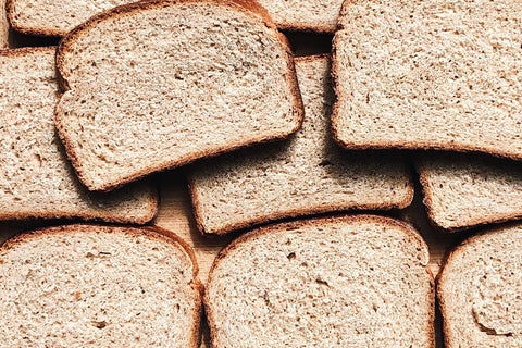 Yeasted Rye Sandwich Bread