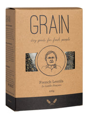 Purchase our GRAIN French Lentils here.